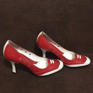 Via Spiga 3 inches heel size 7.5 M made in Italy